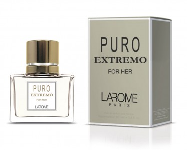 PURO EXTREMO FOR HER 37F LAROME FEMME EDP 50ml (=PURE XS FOR HER