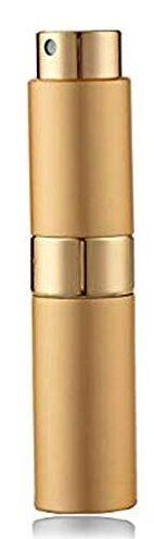 Uzpildāms smaržu flakons FM logo GOLD, 8ml -ZELTA