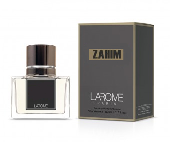 JAUNUMS! ZAHIM 14M LAROME HOMME EDP 50ml (=THIS IS HIM! ZADIG & VOLTAIRE)