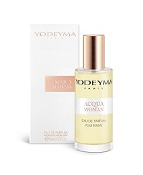 ACQUA WOMAN YODEYMA FEMME EDP 15ml