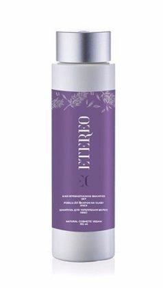 ETEREO HAIR STRENGTHENING SHAMPOO OAT NATURAL COSMETIC VEGAN Šampūns matu stiprīnašanai ar auzu ekstraktu, 150ml