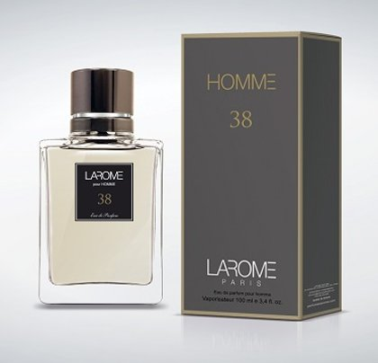 NIGHT BLUE 38M LAROME EDP