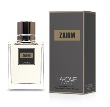 JAUNUMS! ZAHIM 14M LAROME HOMME EDP 100ml (=THIS IS HIM! ZADIG & VOLTAIRE)