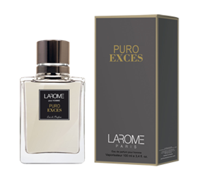 PURO EXCES 3M LAROME EDP 100ml (=PURE XS Rabanne)
