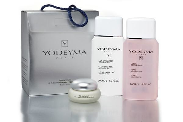 AKCIJA! YODEYMA BEATY FACIAL TREATMENT COFFRET ALL TYPES OF SKIN sejas kopšanas komplekts