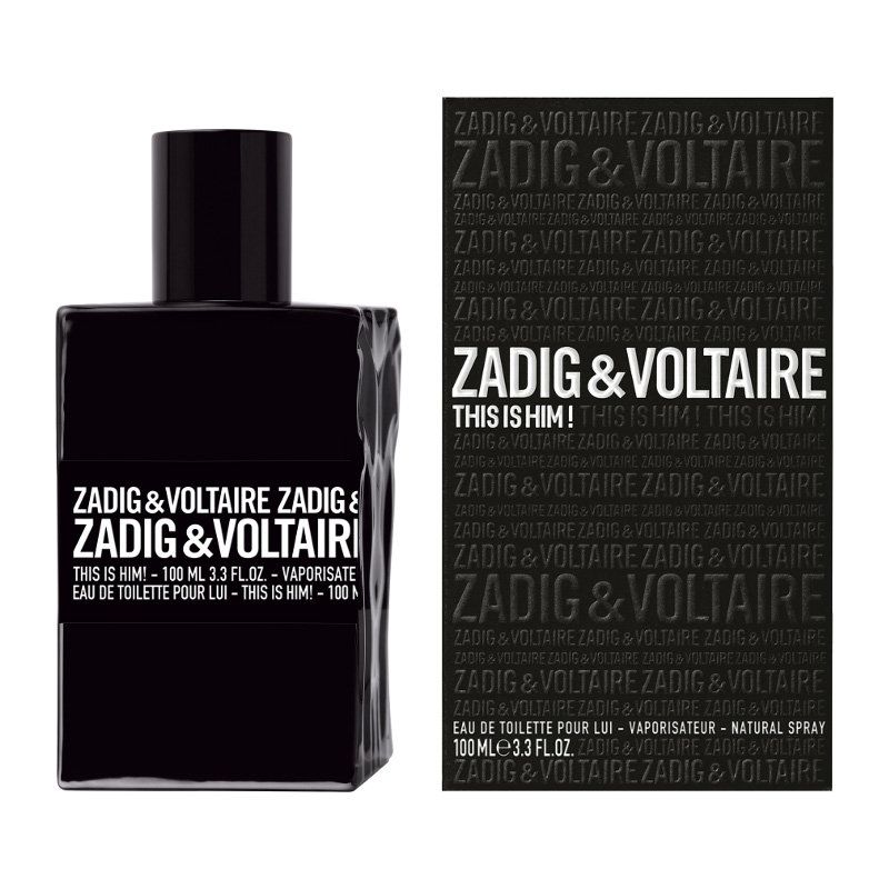 ZAHIM 14M LAROME HOMME EDP 20ml (=THIS IS HIM! ZADIG & VOLTAIRE)